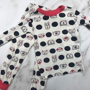 Toddler Girl Pajama Set